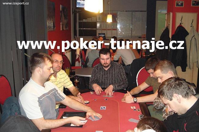Poker turnaje